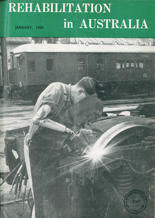 1964-01 Rehabilitation in Australia 1(3)