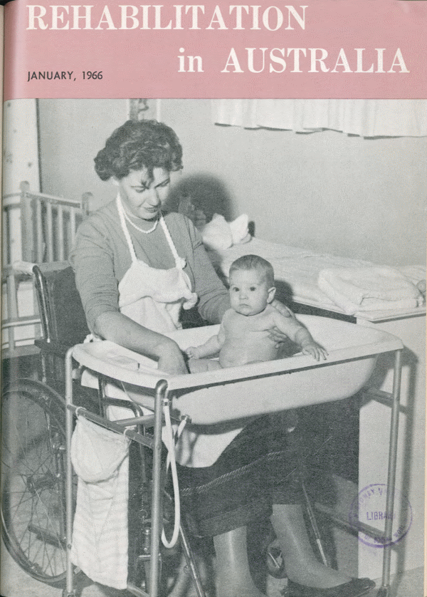 1966-01 Rehabilitation in Australia 3(3)